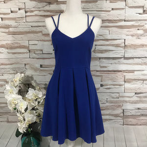 Lulus Mini Dress Sz M (H05)